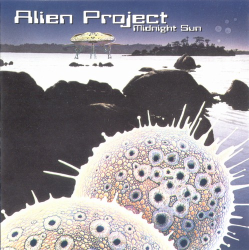 Alien Project - Midnight Sun: Front