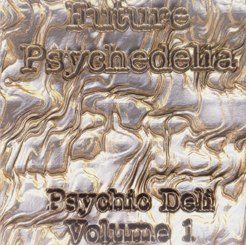 Various Artists - Future Psychedelia: Front