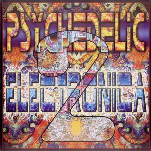 Various Artists - Psychedelic Electronica 2: Front
