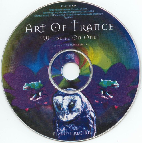 Art of Trance - Wildlife on One: CD