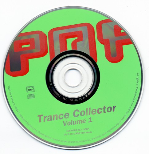 Various Artists - POF Trance Collector 1: CD