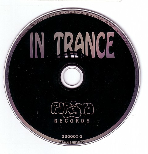 Guy Sebbag & Gal Carmy - In Trance: CD