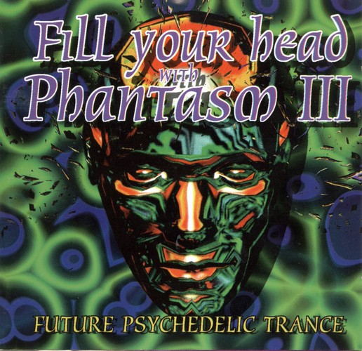 Various Artists - Fill Your Head With Phantasm 3: Front