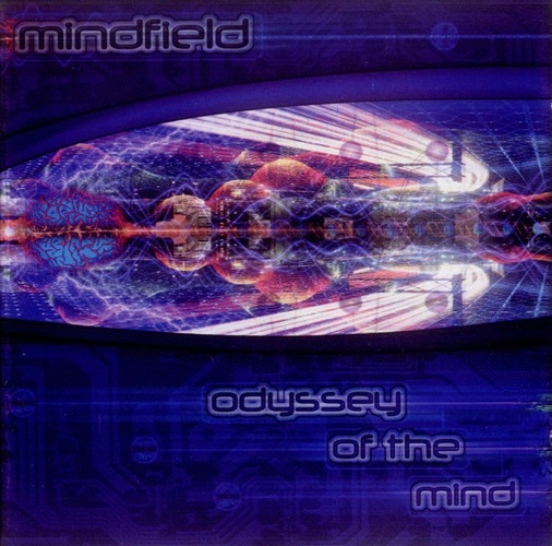 Mindfield - Odyssey of the Mind: Front