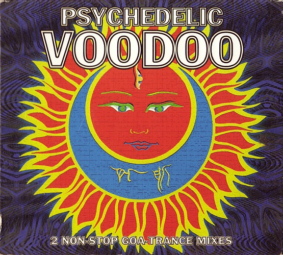 Various Artists - Psychedelic Voodoo: Front