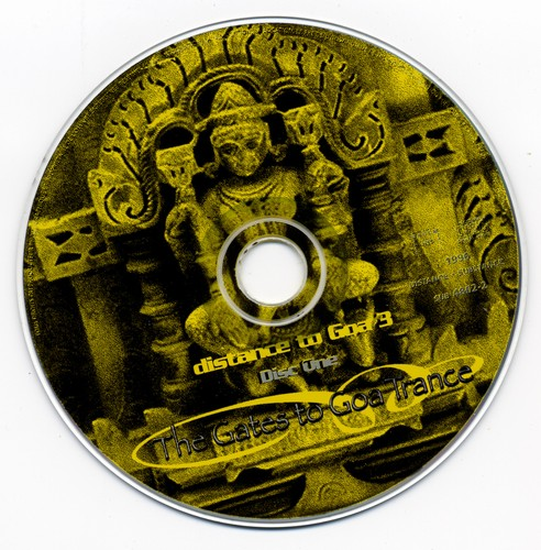 Various Artists - Distance to Goa 3: CD