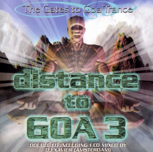 Various Artists - Distance to Goa 3: Front