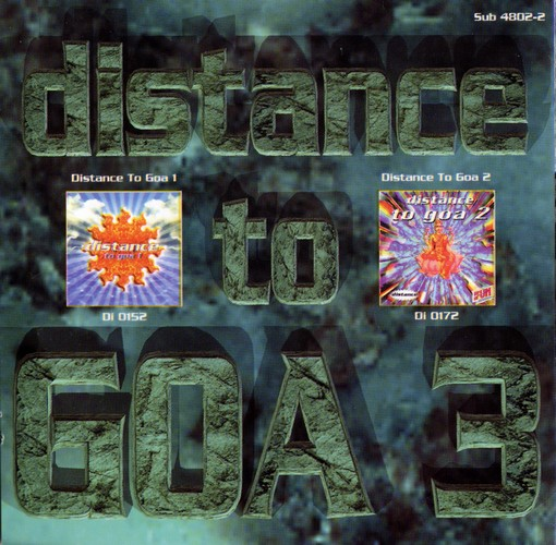 Various Artists - Distance to Goa 3: Inside 2