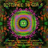 Various Artists - Distance to Goa 4