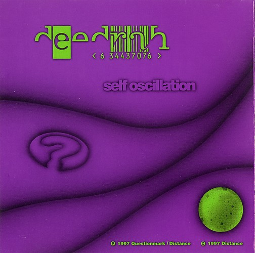 Deedrah - Self Oscillation: Inside