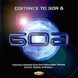 Various Artists - Distance to Goa 6