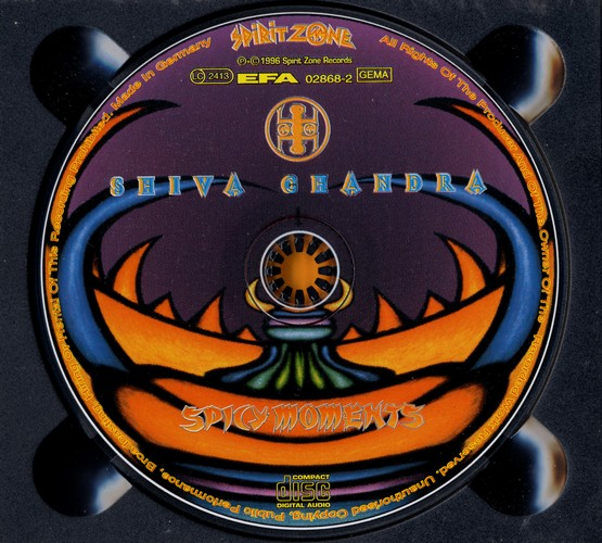 Shiva Chandra - Spicy Moments: CD