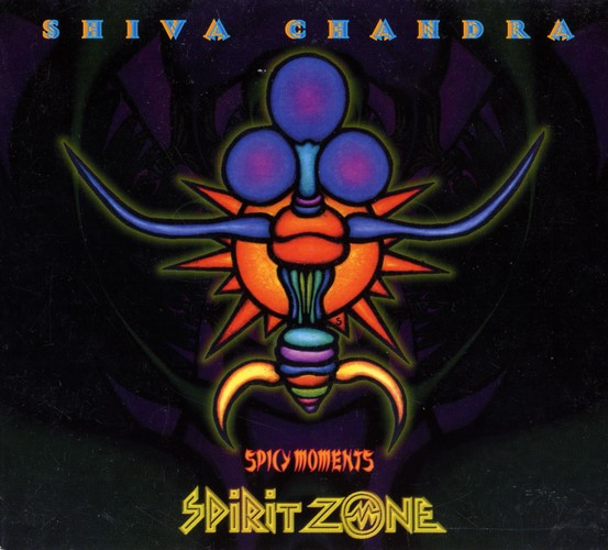 Shiva Chandra - Spicy Moments: Front