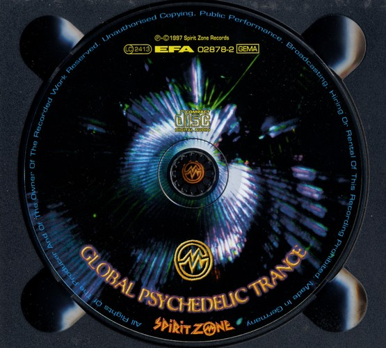 Various Artists - Global Psychedelic Trance 3: CD