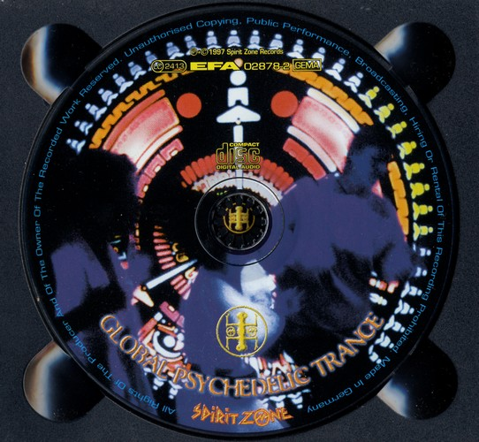 Various Artists - Global Psychedelic Trance 3: CD 2