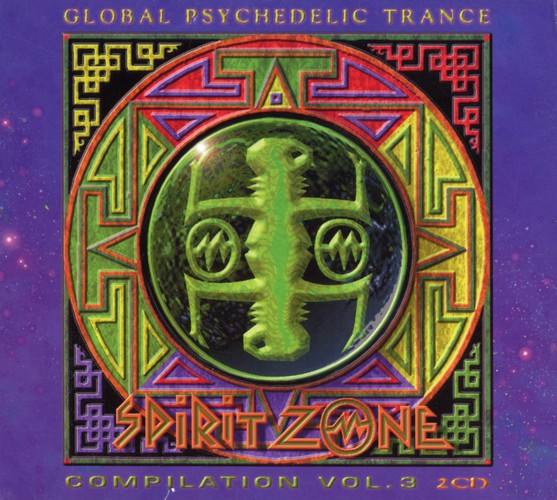 Various Artists - Global Psychedelic Trance 3: Front