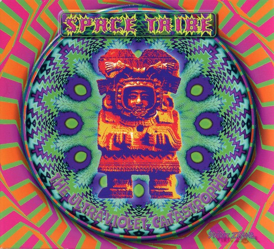 Space Tribe - The Ultraviolet Catastrophe: Front