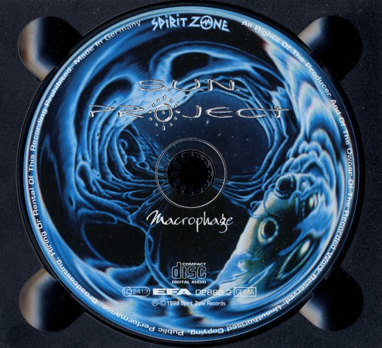 S.U.N. Project - Macrophage: CD
