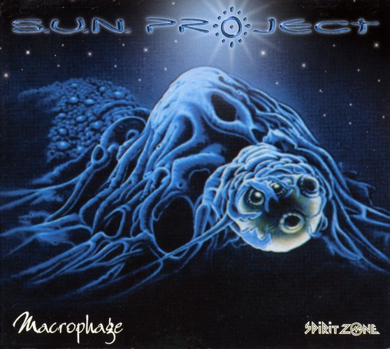 S.U.N. Project - Macrophage: Front