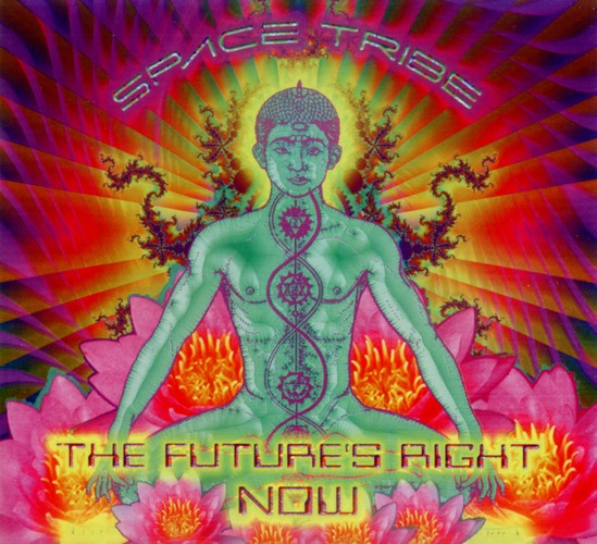Space Tribe - The Future's Right Now: Front
