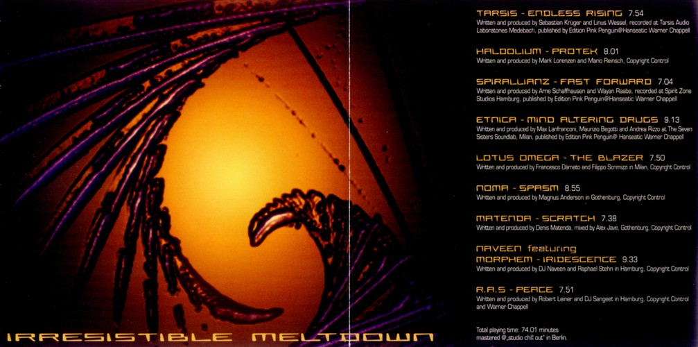 Various Artists - Irresistible Meltdown: Inside