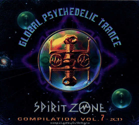 Various Artists - Global Psychedelic Trance 7: Front