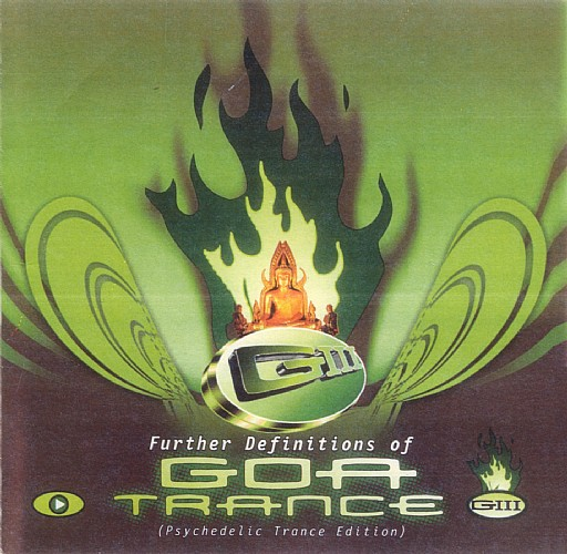 Various Artists - Further Definitions of Goa Trance: Front