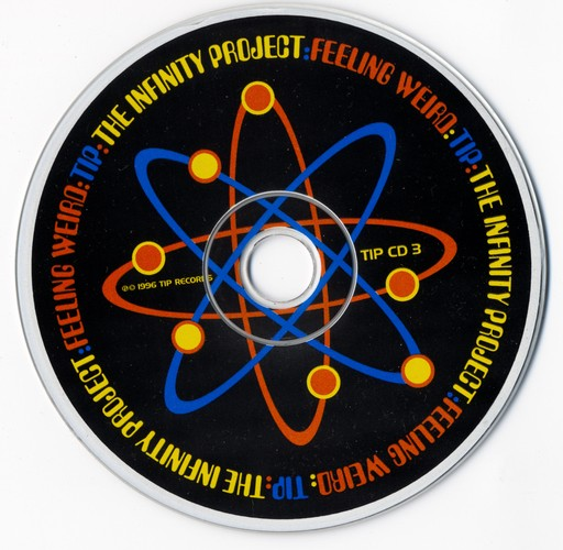 The Infinity Project - Feeling Weird: CD