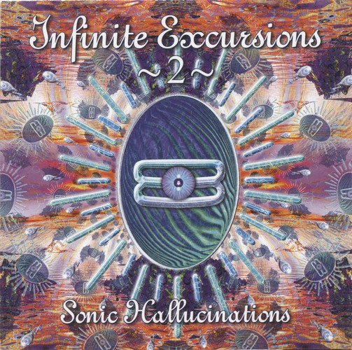 Various Artists - Infinite Excursions 2: Front
