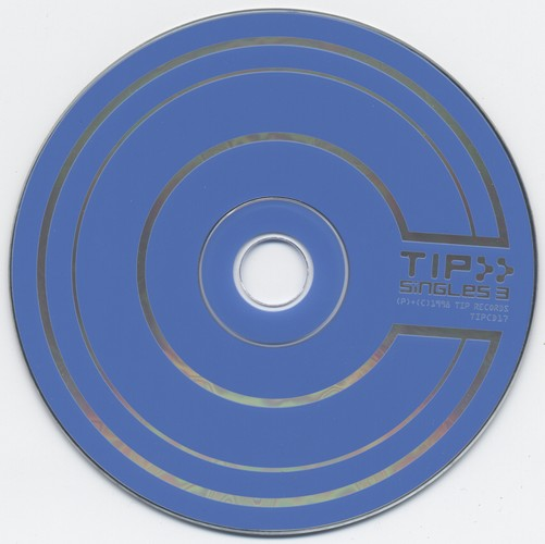 Various Artists - TIP Singles 3: CD