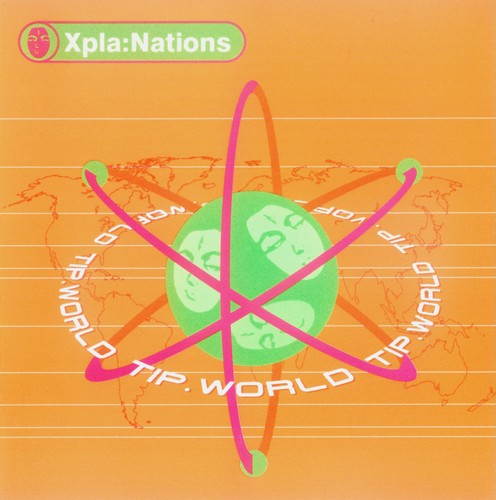 Various Artists - Xpla:Nations: Front