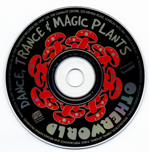 Various Artists - Dance Trance & Magic Plants: CD