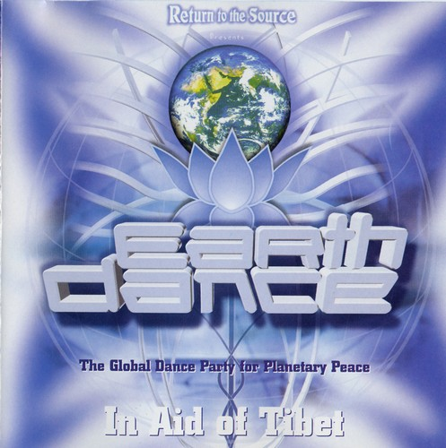 Various Artists - Earth Dance: Front