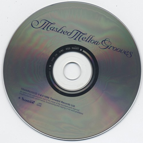 Various Artists - Mashed Mellow Grooves 1: CD