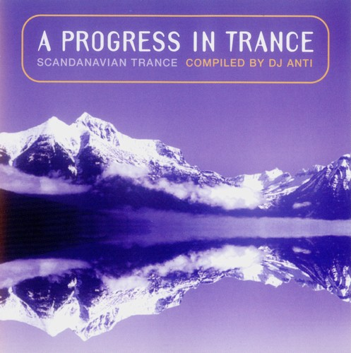 Various Artists - A Progress In Trance: Front