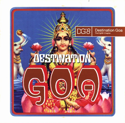 Various Artists - Destination Goa 8: Front