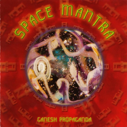 Various Artists - Space Mantra: Front