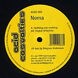 Noma - Nothing was working EP