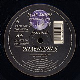 Dimension 5 - Tribes of the Moon EP