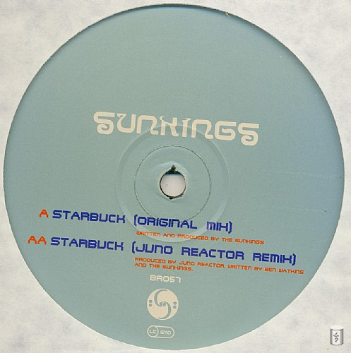 Sunkings - Starbuck EP: Side A
