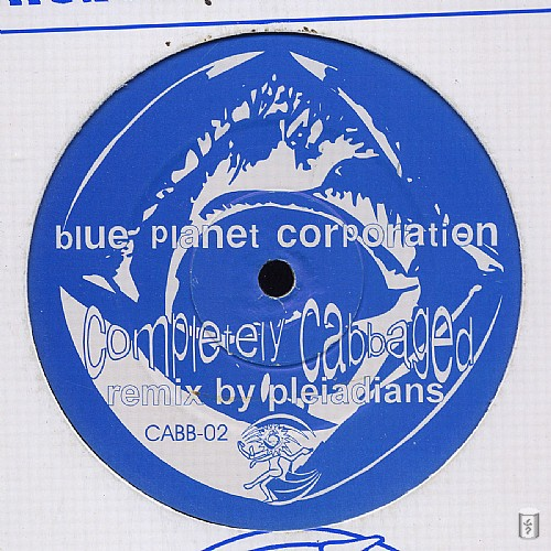 Blue Planet Corporation - Xoco EP: Side B