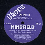 Mindfield - 20.000 Worlds in a Perspex Box EP