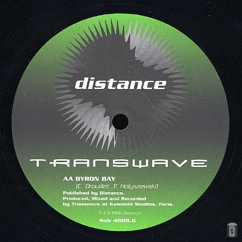 Transwave - Land Of Freedom EP: Side B