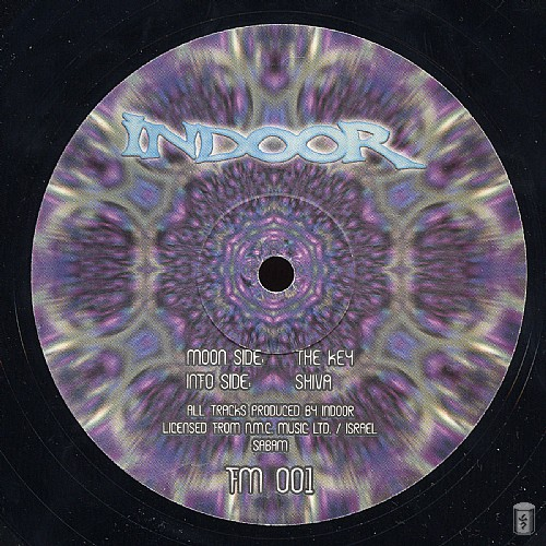 Indoor - The Key EP: Side A