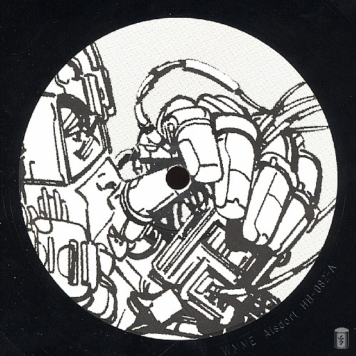 Koxbox - Re-Oscillation EP: Side B