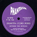Shakta & Ping Pong - Between the Nothing EP