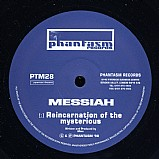 Messiah - Reincarnation of the Mysterious EP