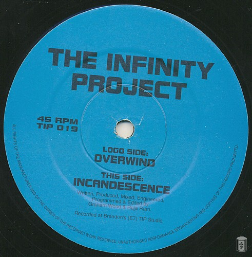 The Infinity Project - Overwind EP: Side A