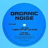 Organic Noise - Labyrinth Of Colors EP