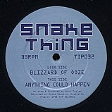 Snake Thing - Blizzard of Ooze EP